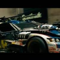 Transformers 3 Nascar Daytona 500 Spot