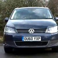Video: 2011 Volkswagen Sharan Review