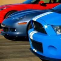 Video: 2012 GTR vs 2011 Corvette Z06 vs 2011 Shelby GT500