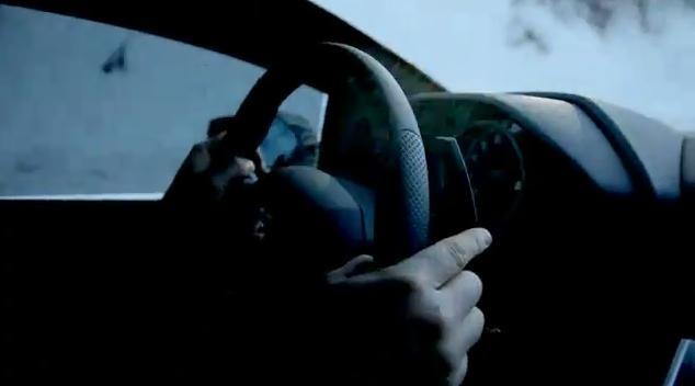 Video: Lamborghini Aventador Interior