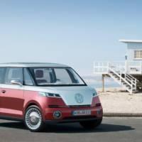 Volkswagen Bulli Concept