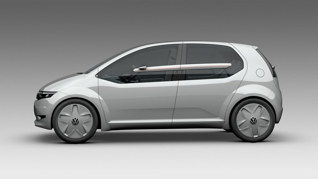 Volkswagen Italdesign concepts leaked