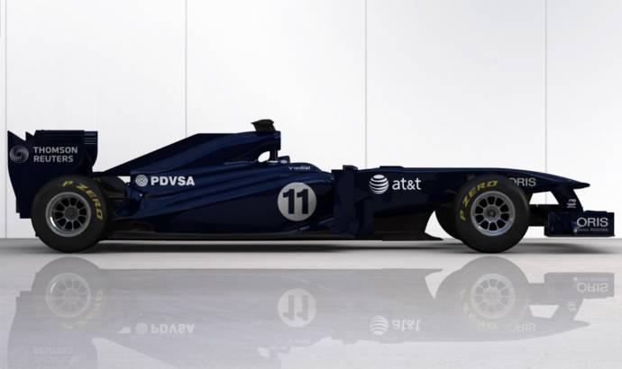 Williams FW33 F1 Car 2011