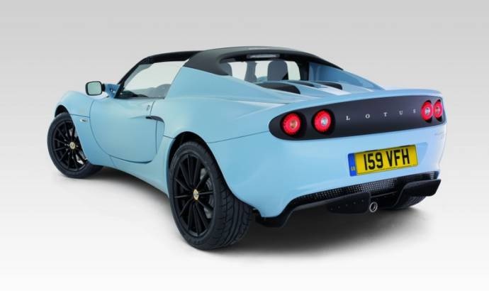 2011 Lotus Elise Club Racer