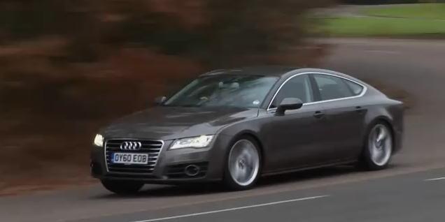 Audi A7 Review Video