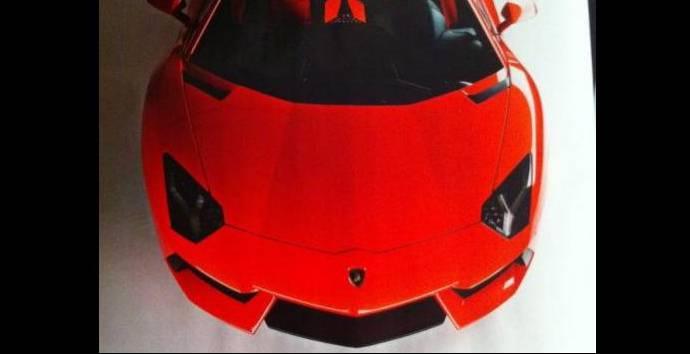 Lamborghini Aventador LP700-4 Photo