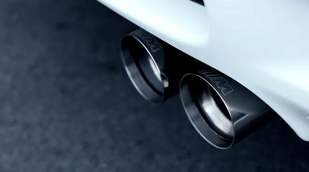 Video: BMW M3 Performance Exhaust