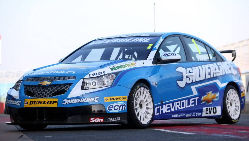 2011 Chevrolet Cruze BTCC