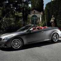 2011 Infiniti G37 Saloon, Coupe and Convertible Priced