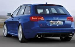 2012 Audi RS6 details