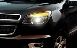 2012 Chevrolet Colorado teaser