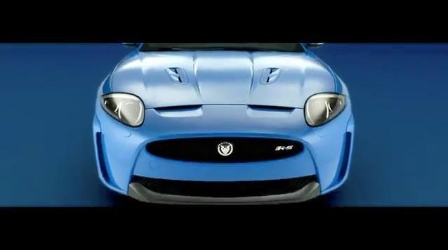 2012 Jaguar XKR S video