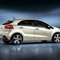 2012 Kia Rio detailed