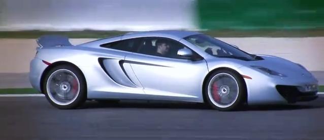 2012 McLaren MP4 12C Road Test Video