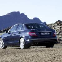 2012 Mercedes C Class detailed specs