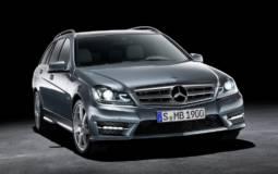 2012 Mercedes C Class detailed specs