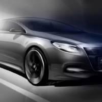2012 Renault Samsung SM7 Concept Teased