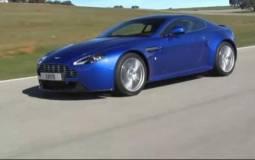 Aston Martin V8 Vantage S Review Video