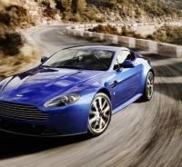 Aston Martin Vantage S Video
