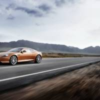 Aston Martin Virage Video