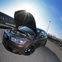 Audi A1 Tuned by Pogea Racing