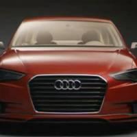 Audi A3 Concept Video