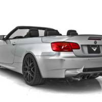 BMW M3 Convertible Carbon Bootlid by Vorsteiner