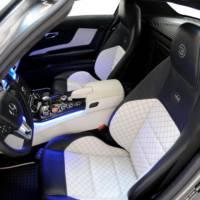 BRABUS 700 Biturbo Mercedes SLS AMG