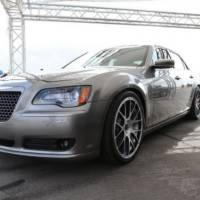 Chrysler 300 S and 200 S Convertible at LX Festival 2011