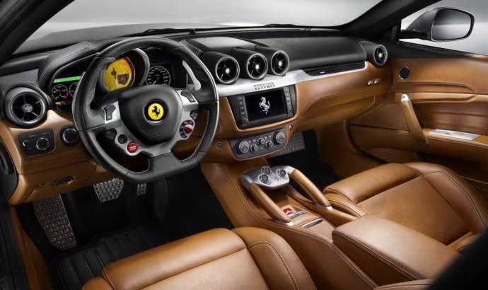 Ferrari FF Interior