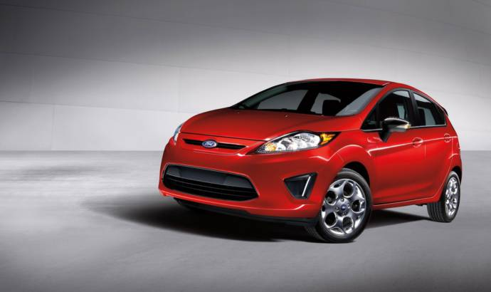 Ford Fiesta Gets New Personalization Packages
