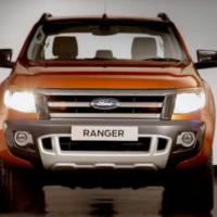 Ford Ranger Wildtrak Video