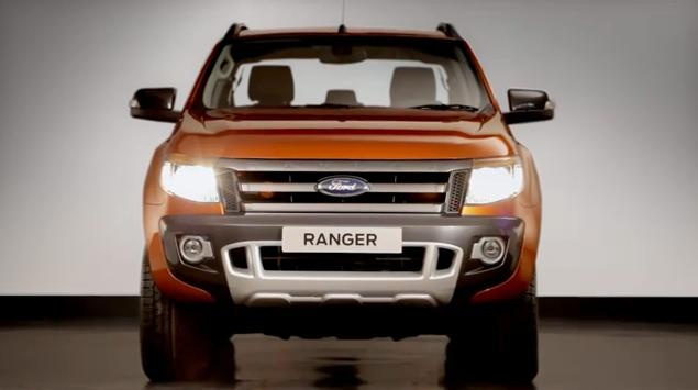 Ford Ranger Wildtrak Video
