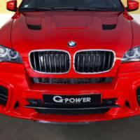 G Power BMW X6M Typhoon S
