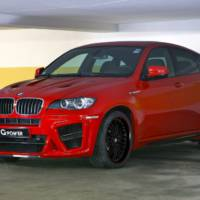 G Power BMW X6M Typhoon S