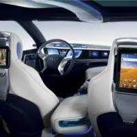 Hyundai Blue2 Sedan Concept