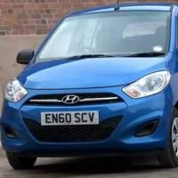 Hyundai i10 Blue Review Video