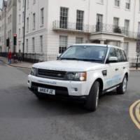 Land Rover Range e Hybrid