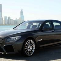 MANSORY 2011 BMW 7 Series