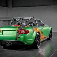 MAZDA MX-5 GT Lightweight