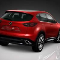 Mazda MINAGI Concept revealed