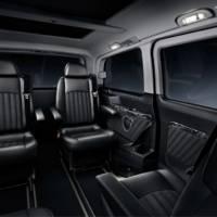 Mercedes Viano Avantgarde Edition 125