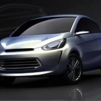 Mitsubishi e compact Concept