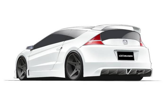 Mugen Honda CRZ Hybrid