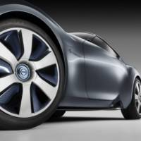 Nissan Esflow Concept photos and details