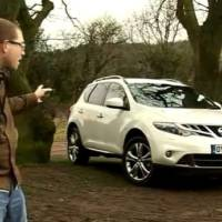 Nissan Murano Diesel review video