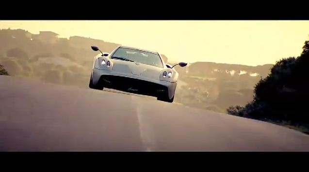 Pagani Huayra Promo Video