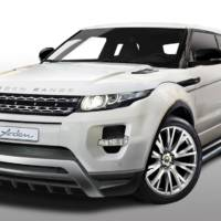 Range Rover Evoque tuning by Arden