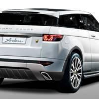 Range Rover Evoque tuning by Arden