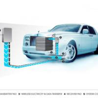 Rolls Royce Phantom 102EX Electric
